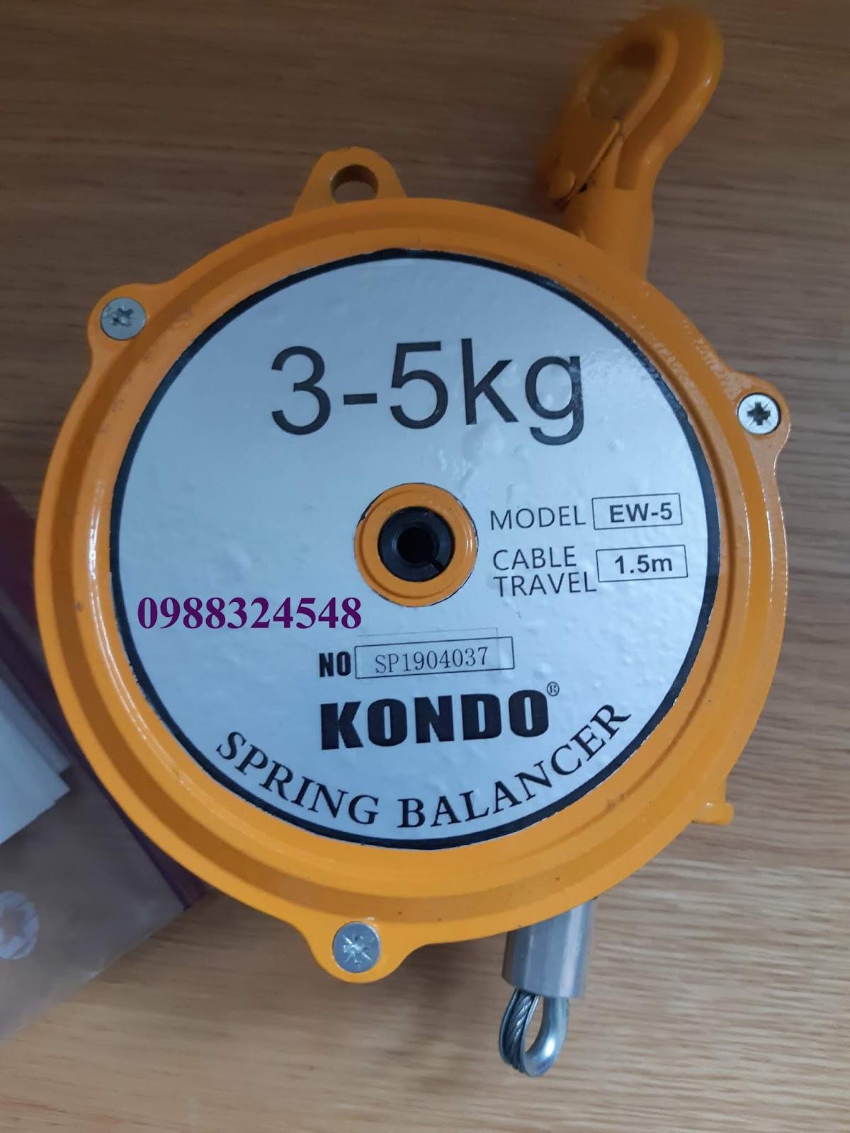 Pa lăng cân bằng Kondo EW-5
