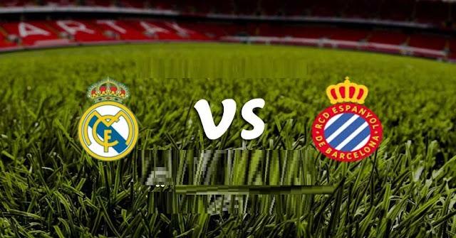 مشاهدة مباراة اسبانيول وريال مدريد