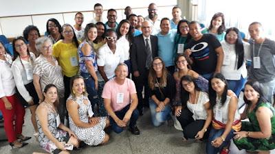 LEM: CMDCA e Conselho Tutelar participam de capacitação em Salvador