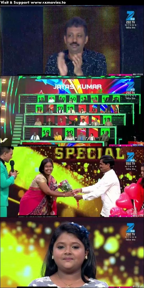 Sa Re Ga Ma Pa Lil Champs 10 June 2017 HDTV 480p 300MB