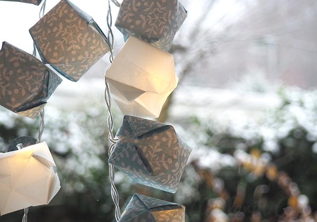 Schneeflockenlichter ©muellerinart