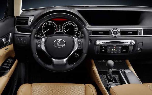 2017 Lexus CT Interior