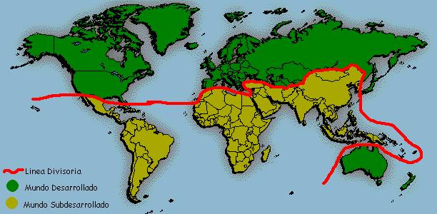 Resultado de imagen para norte-sur
