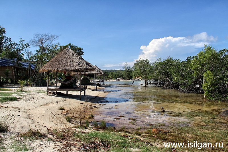 Остров Кох Ронг Самлоем (Koh Rong Samloem). Камбоджа