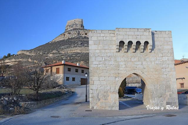 Puerta de la Magdalena, Curiel de Duero
