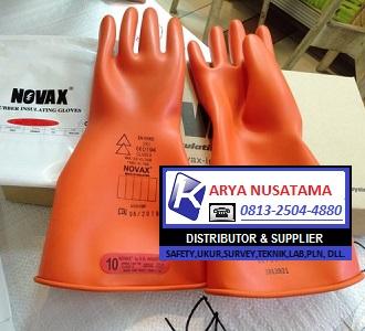 Jual Novax Safety Gloves 20KV Bisa COD Jakarta