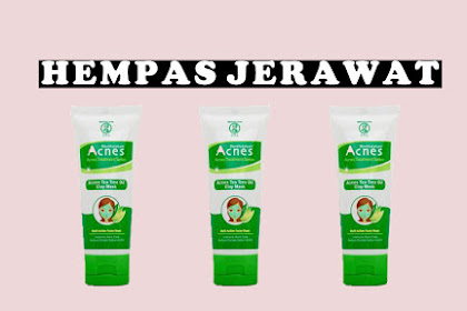 Review Acnes Tea Tree Oil Clay Mask