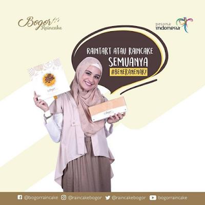 Review Bogor Raincake Shireen Sungkar Varian Rasa dan Harga Terbaru