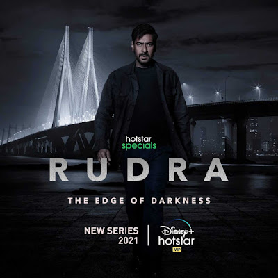 Rudra - The Edge Of Darkness Web Series on Disney+ Hotstar - Here is the Disney+ Hotstar Rudra - The Edge Of Darkness wiki, Full Star-Cast and crew, Release Date, Promos, story, Character, Photos, Title Song.
