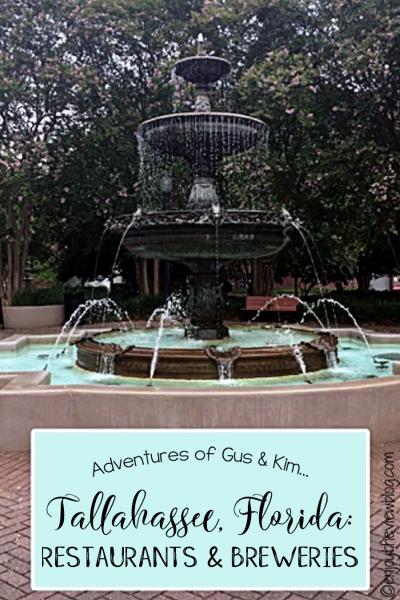 Adventures of Gus & Kim: Restaurants & Breweries in Tallahassee, Florida!