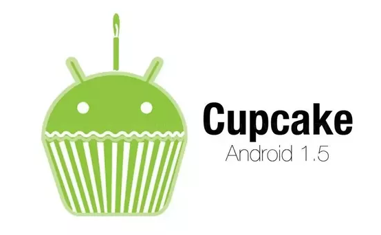 Android v1.5 Cupcake