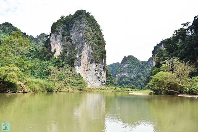 Parque Nacional de Ba Be, Vietnam