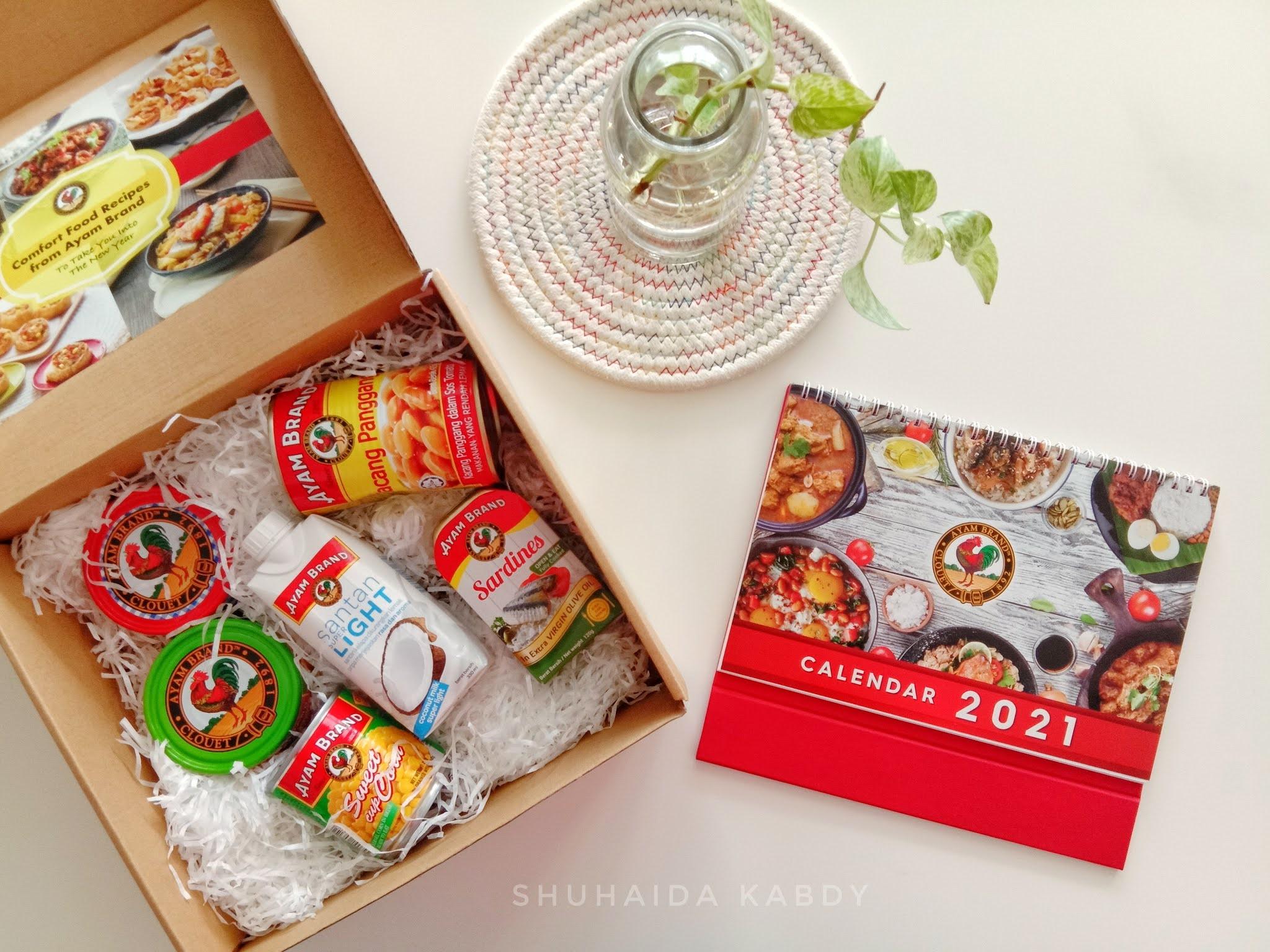 Lima Resepi Comfort Ayam Brand Untuk Melangkah ke Tahun Baharu