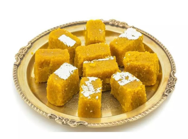 Besan ki Barfi Recipe in Hindi