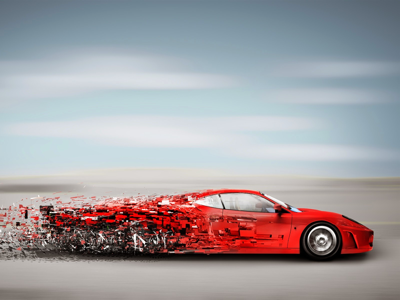 Fast Moving Cars HD Wallpapers For PC