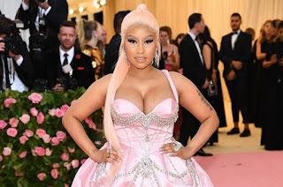 Nicki Minaj 2020