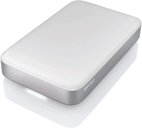 Review Buffalo MiniStation TB Portable Hard Drive