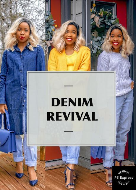 A TALE ABOUT MINIMALISM IN CLOTHING x DENIM REVIVAL