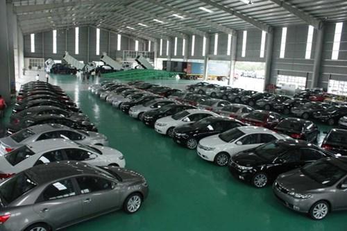 thuế nhập khẩu ô tô về 0% sau 10 năm gia nhập TPP