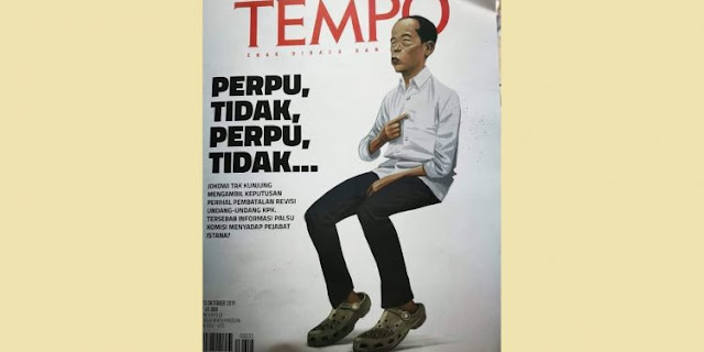 Sampul Majalah Tempo Lagi-Lagi Buat PDIP Meradang
