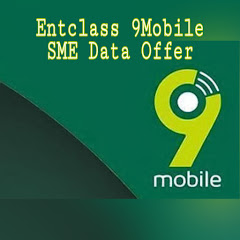 Entclass 9Mobile SME Data Plan, Get 10GB For 2000 Naira