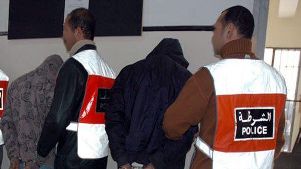 الاطاحة بعصابة متخصصة في السرقة بالخطف ضواحي الفقيه بن صالح