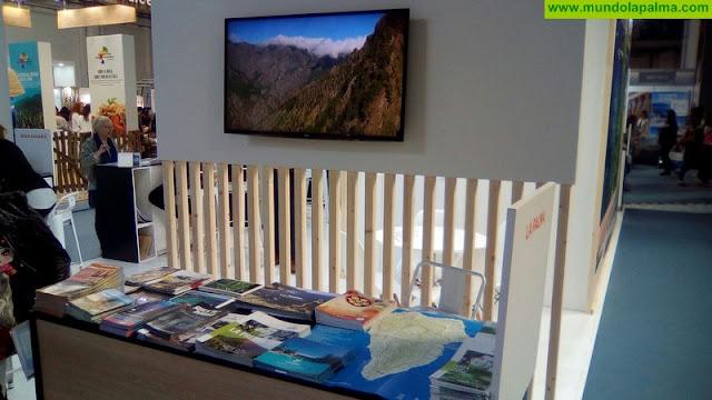 La Palma se promociona en la Feria B-Travel de Barcelona, una de las citas claves del turismo experiencial