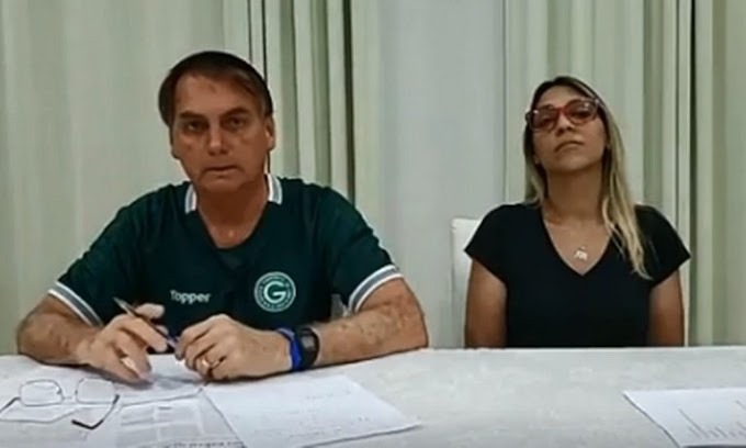 Bolsonaro pede para Globo parar de 'atrapalhar o Brasil'