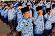 PNS Diimbau Apel Pagi dan Menyanyikan Lagu Indonesia Raya Serta Membaca Pancasila Mulai 1 Juli