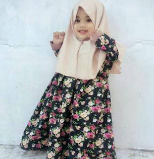 Baju anak perempuan umur 2 tahun