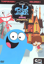 Mansion Foster para amigos imaginarios latino