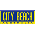 オーストラリアの人気カジュアルファッションショップ「City Beach 」のロゴ