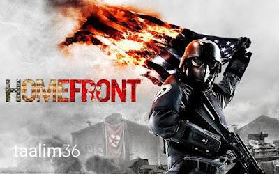 تحميل لعبة هوم فرونت home front للكمبيوتر برابط مباشر ميديا فاير مجانا