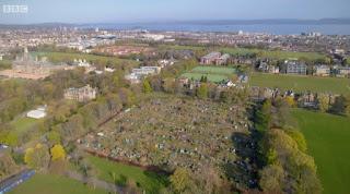 Inverleith Park Allotments.