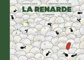 La Renarde tome 2 - Acharnement aux éditions Casterman