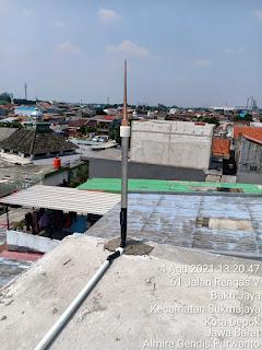Bambu Apus, Kec. Cipayung, Kota Jakarta Timur, Daerah Khusus Ibukota Jakarta, Indonesia