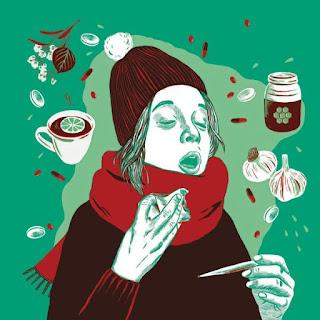 Domowe sposoby na przeziębienie - TOP 10.