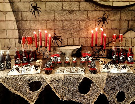 halloween, diy halloween, dia das bruxas, festa, decor festa, a casa eh sua, acasaehsua