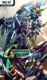 SD Gundam G Generation Cross Rays free download - SD GUNDAM G GENERATION CROSS RAYS-CODEX