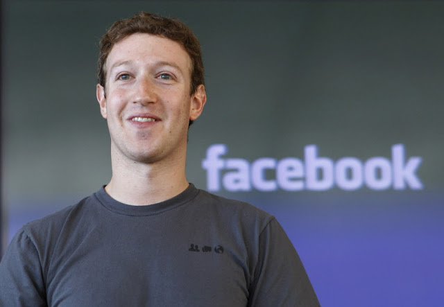 Datos curiosos de Mark Zuckerberg