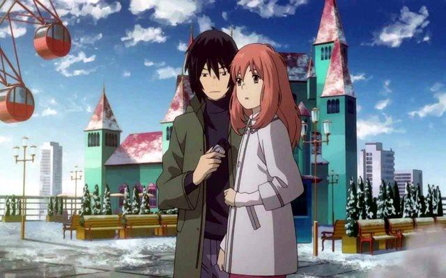 Higashi no Eden adalah anime Sci-Fi