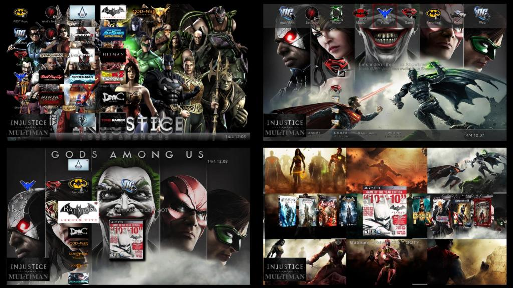 Download game covers multiman