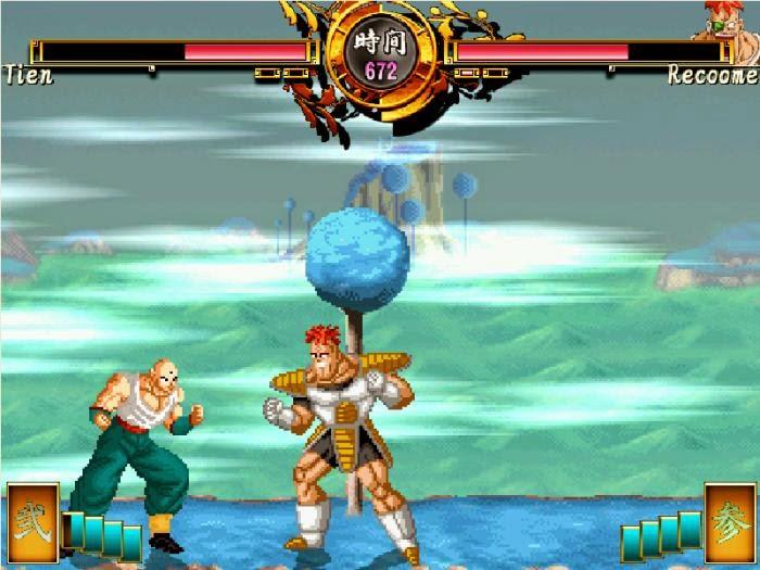 Dragon ball z sagas mugen download dbzgames. Org.