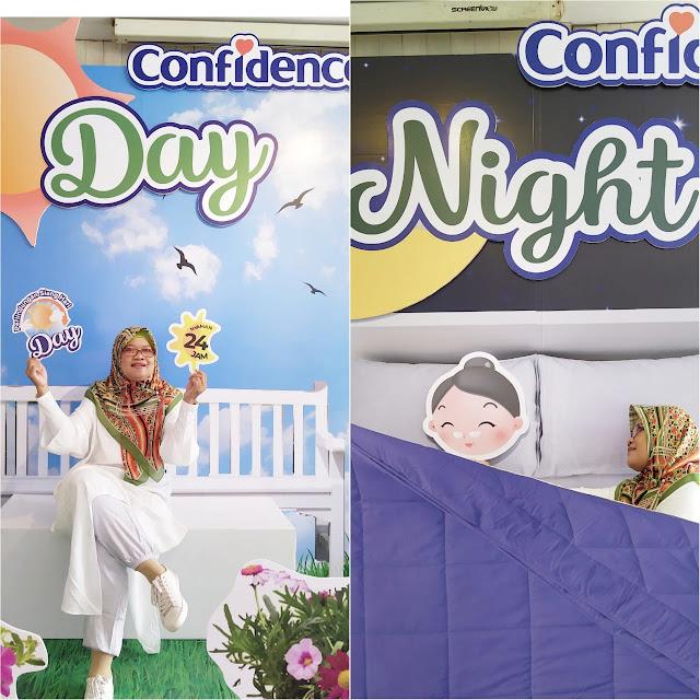 Untuk Orang Tua Berikan Yang Terbaik Dengan Confidence Day and Night