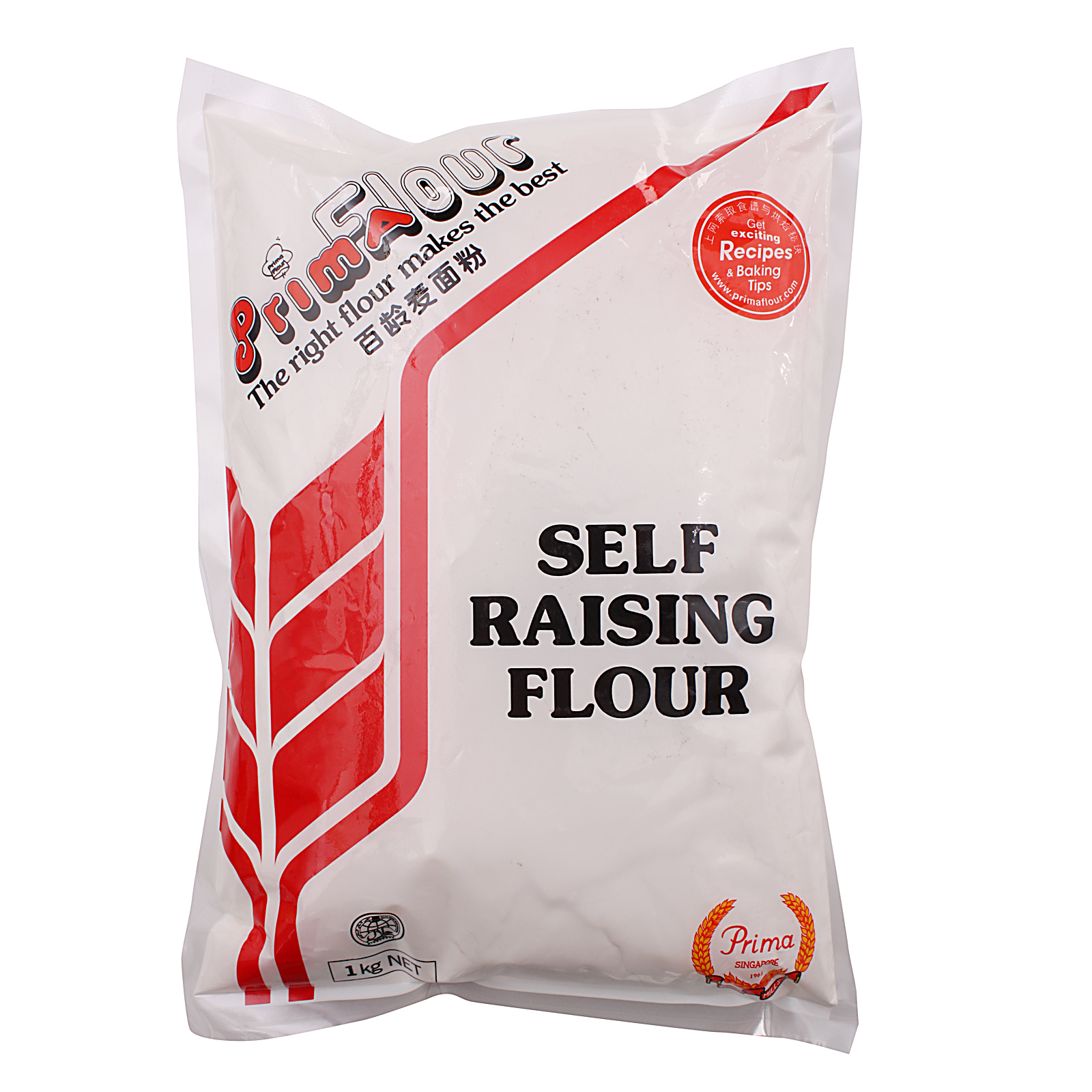 Can You Make Cake With Strong Flour