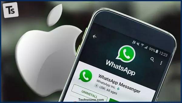 إصلاح وحل حميع مشاكل Whatsapp على هواتف الأيفون بنظام iOS