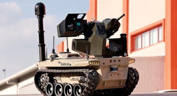 Setelah Drone, Perusahaan Senjata Asal Turki Berlomba Bikin Tank Tanpa Awak