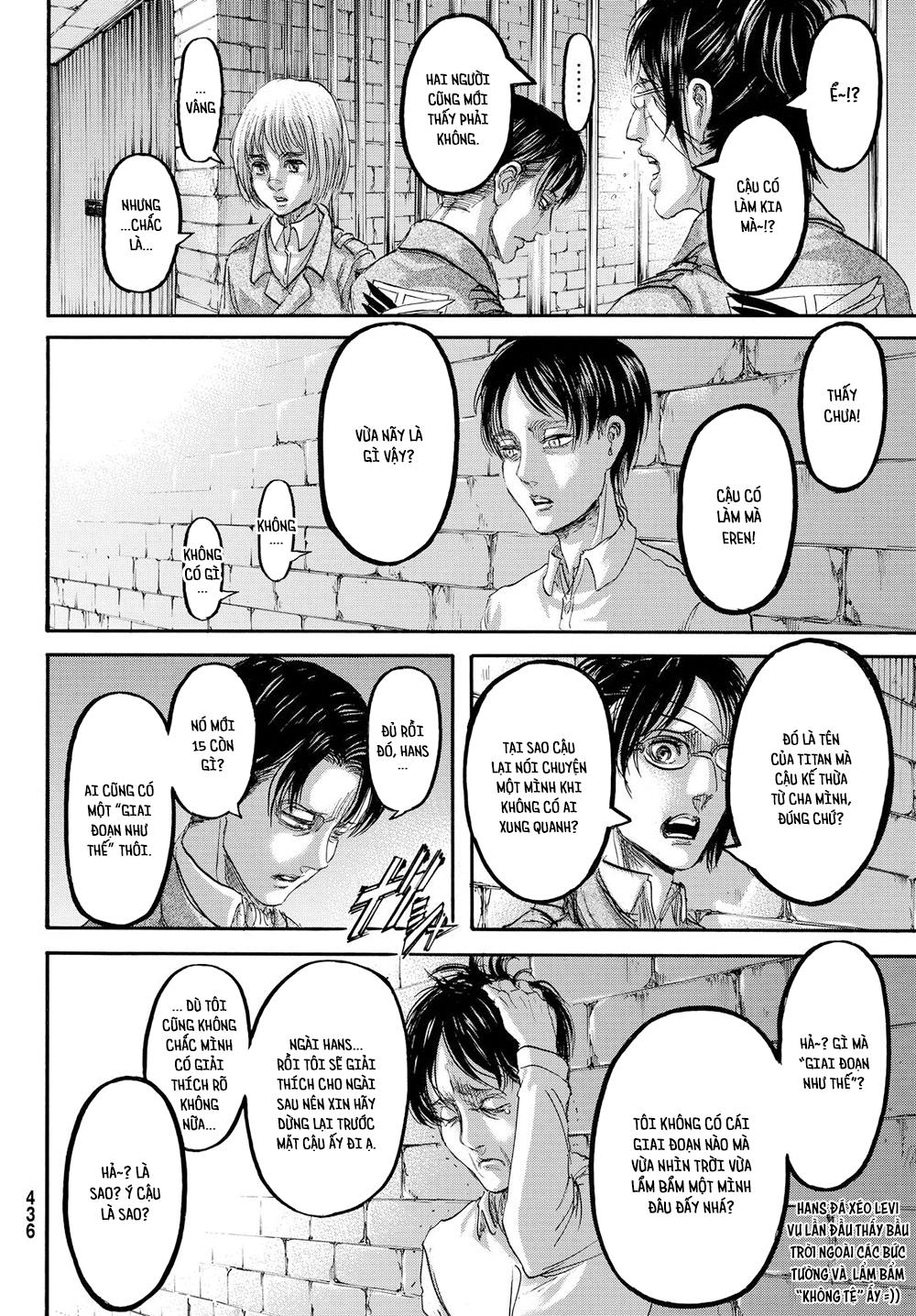 Shingeki no Kyojin - Attack on Titan Chap 89 page 2 Congtruyen24h