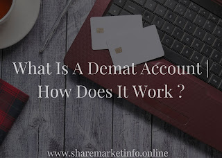 What Is A Demat Account | How Does It Work ?
