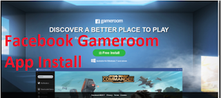 How to Install Facebook Gameroom App After Download